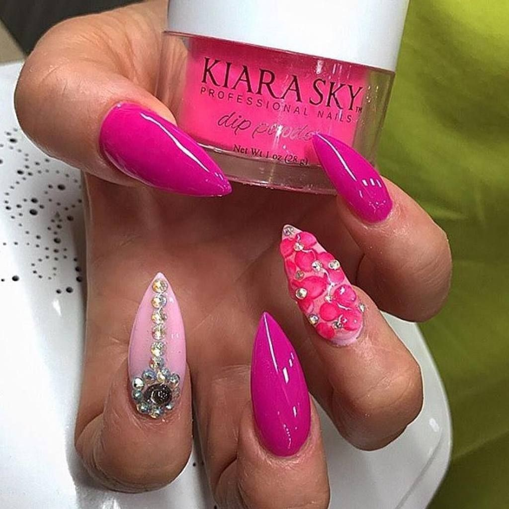 Something You Should Know About Kiara Sky Dip Nails